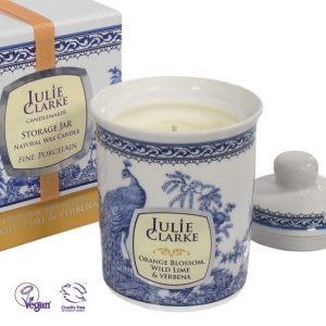 Orange Blossom, Wild Lime & Verbena Candle