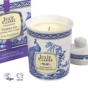 Lavender & Garden Angelica Candle