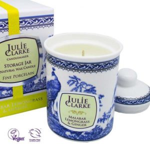 Malabar Lemongrass & Ginger Candle