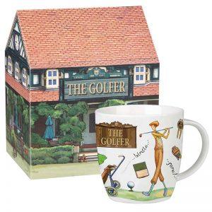 The Golfer Mug