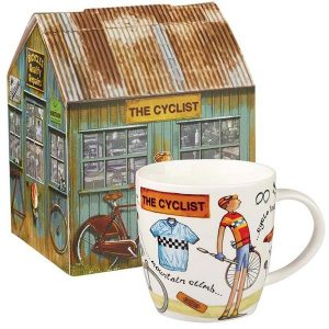 The Cyclist Mug