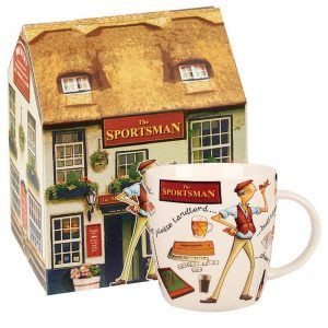 The Sportsman Mug
