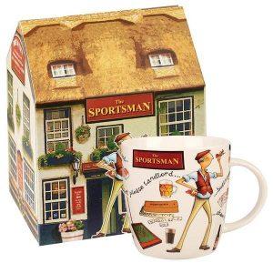 The Sportsman Mug