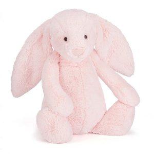 Jellycat Pink Bashful Bunny (Huge)