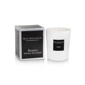 Max Benjamin Dodici Luxury Natural Candle
