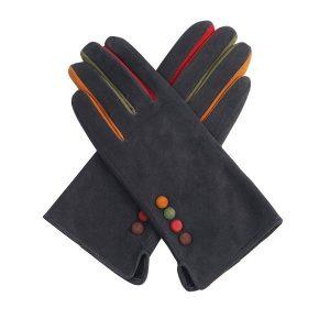 Ladies Suede Glove