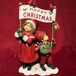 Victorian Children Christmas