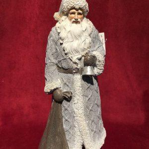 Silver Santa (Medium)