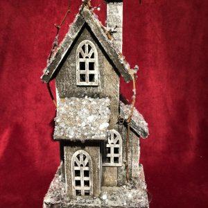 Silver Sparkle House