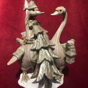 Festive Geese