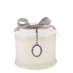 Luxury Cotton Flower Candle