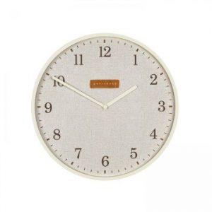 Beige Clock