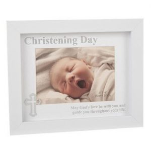 Christening Day Frame