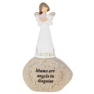 Stone Sentiment Angel Mum
