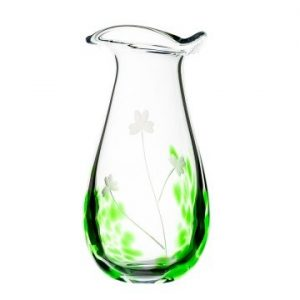 Irish Shamrock Large Vase