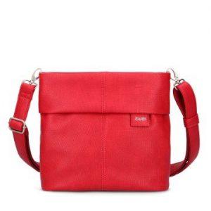 Mademoiselle Shoulder Bag - Canvas Red