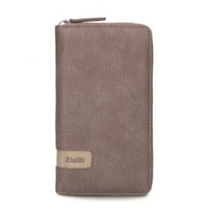 Ladies Wallet (Canvas Taupe)