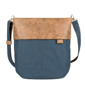 Shoulder Bag (Blue)