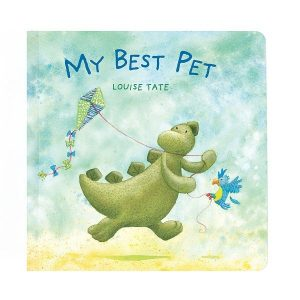Jellycat - My Best Pet Book