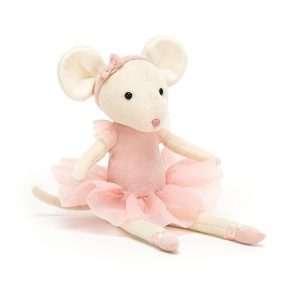 Jellycat - I am Candy Mouse