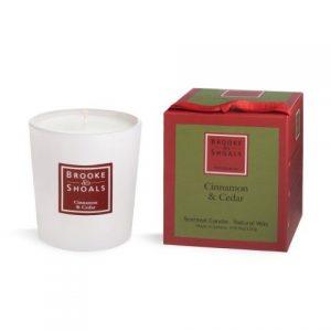 Cinnamon & Cedar Candle