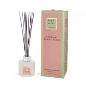 Brooke & Shoals Elderflower, Rhubarb & Rose Diffuser