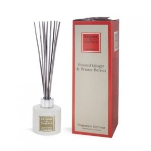 Brooke & Shoals Frosted Ginger & Winter Berries Diffuser
