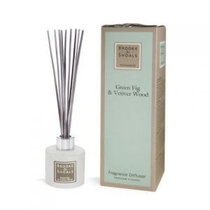 Brooke & Shoals Green Fig & Vetiver Wood Diffuser