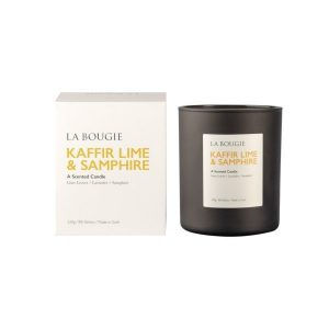 La Bougie Kaffir Lime & Samphire Candle