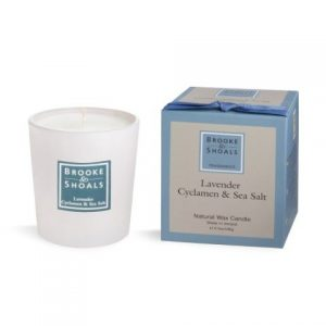 Lavender, Cyclamen & Sea Salt Candle