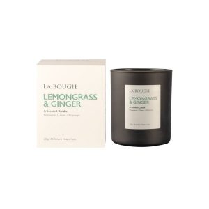 Lemongrass & Ginger Candle