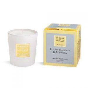 Lemon, Mandarin & Magnolia Candle