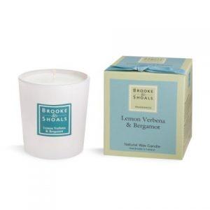 Brooke & Shoals Lemon Verbena & Bergamot Candle