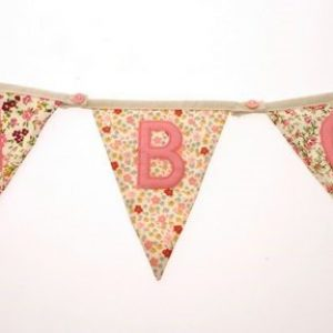 Girls Name Bunting