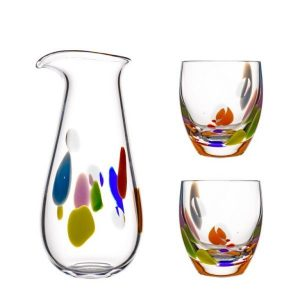 Wildflower Carafe Set