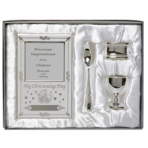 Christening Set - 4 Piece