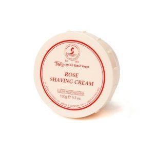 Rose Luxury Shaving Cream