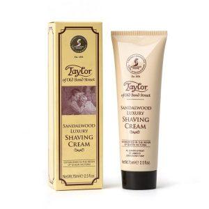 Sandalwood Luxury Shaving Cream