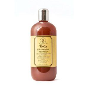 Mens Sandalwood Luxury Bath & Shower Gel
