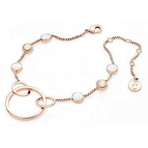 Open Hoop Bracelet