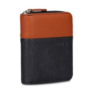 Eva Ladies Wallet (Canvas Graphite)