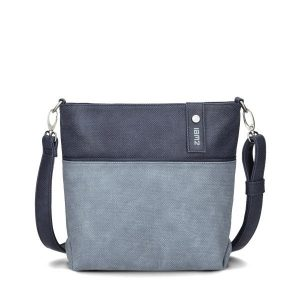 Jana Shoulder Bag (Canvas Sky)