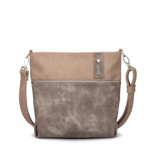 Jana Shoulder Bag (Taupe)