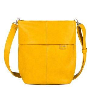Mademoiselle M Shoulder Bag - Yellow