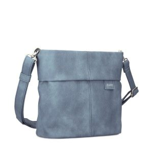 Mademoiselle Shoulder Bag (Nubuk Sea)