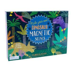 Dinosaur Magnetic Scenes