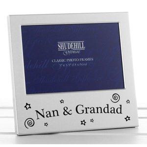 Nan & Grandad Frame