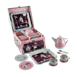 Musical 10 Piece Tea Set