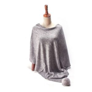 Ladies Wrap - Grey