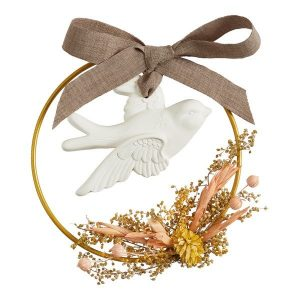 Palazzo Bello Scented Floral Wreath - Figuier Dolce